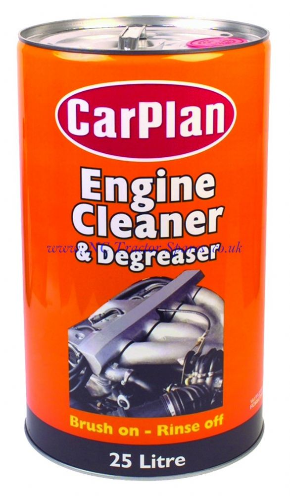 Engine Cleaner and Degreaser 25 Ltr